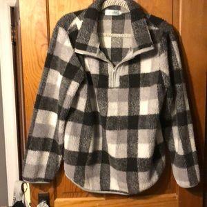 Jacey Lane Sherpa jacket XL